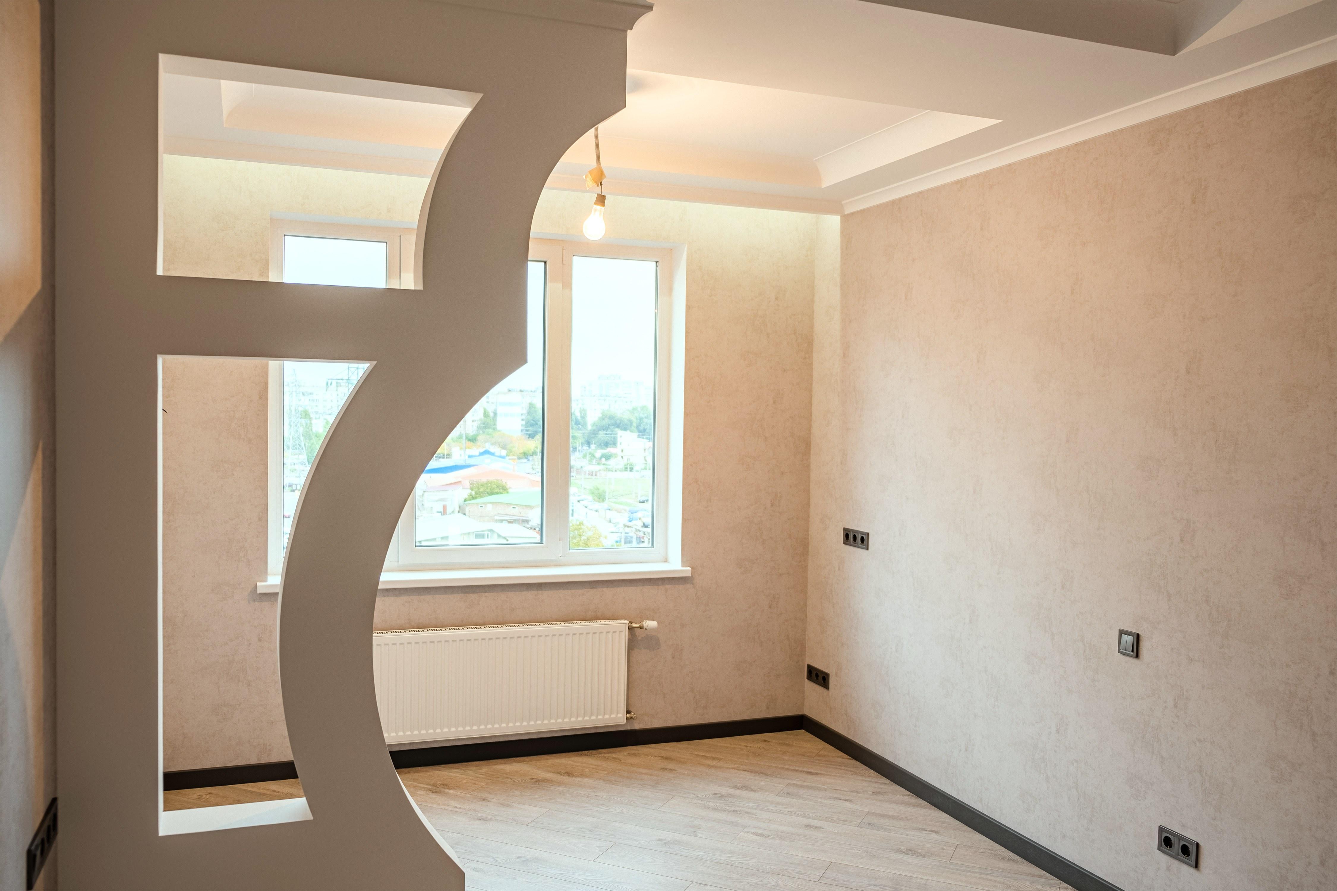 Спальня после ремонта квартиры в 29 Жемчужине
