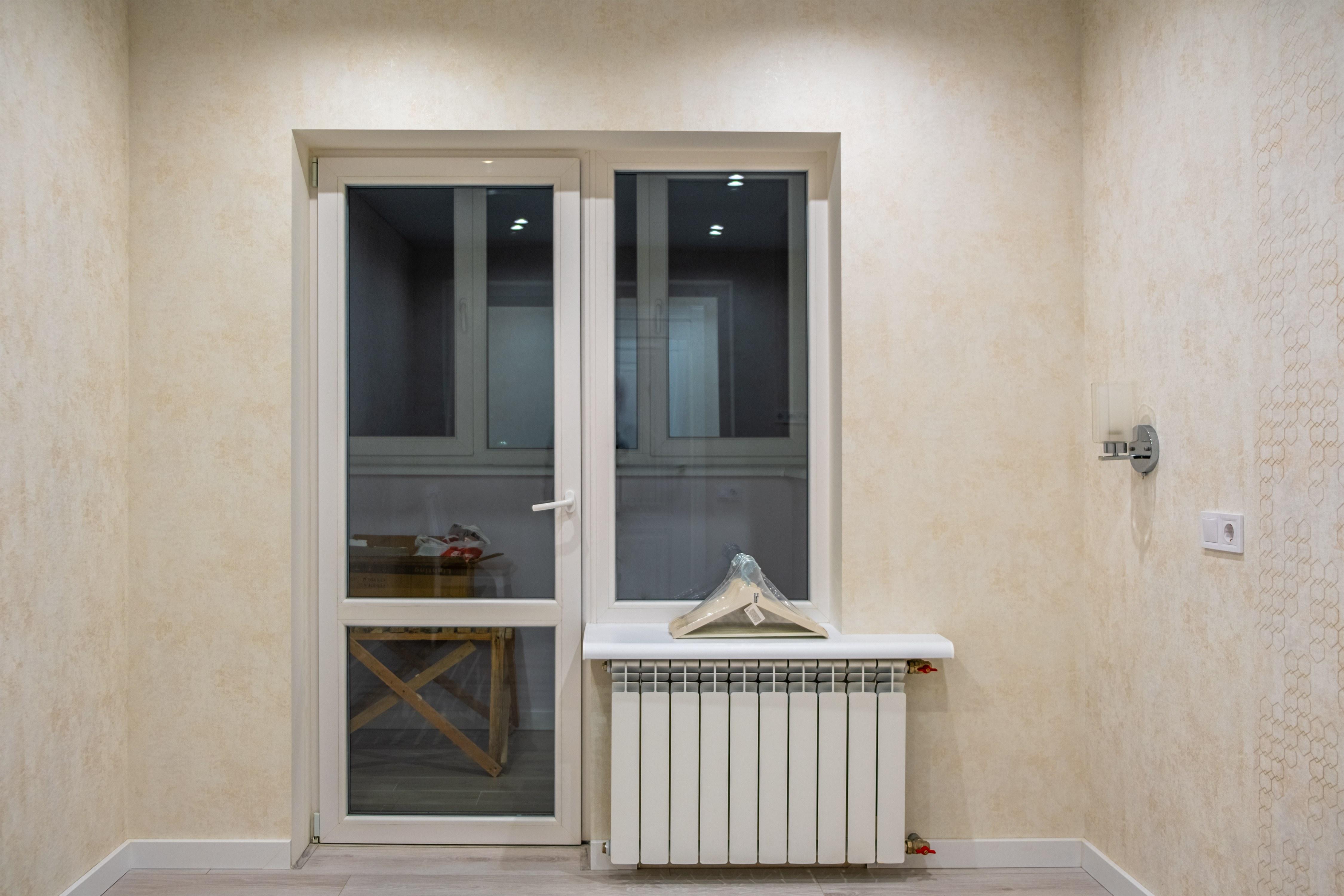 Первая комната после ремонта в квартире на Фонтанской дороге