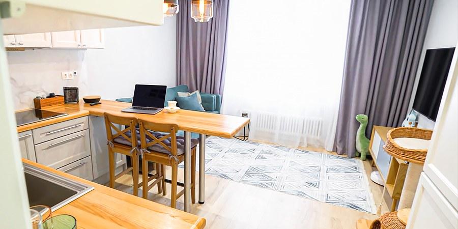 Как правильно сделать ремонт в «маленькой» смарт квартире