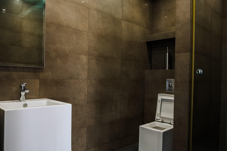 Ремонт санузла в офисе Одесса