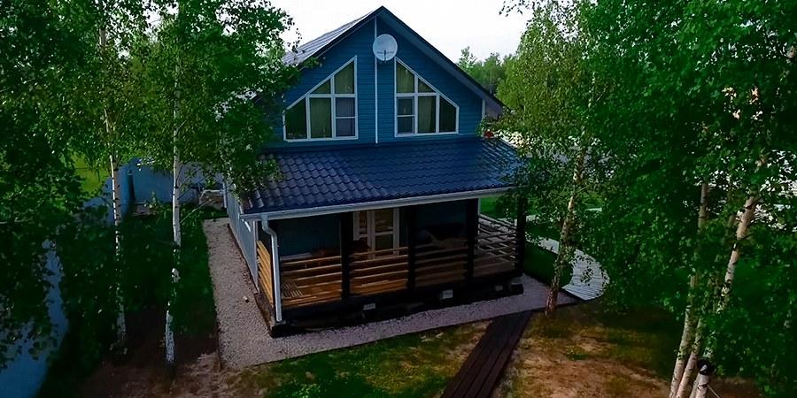 Ремонт на даче за одно лето в Одесской области