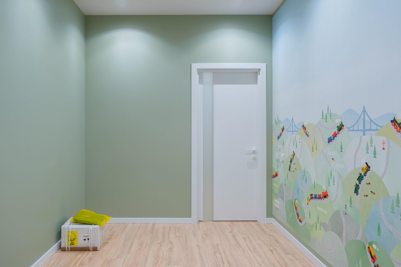 Детская комната после ремонта в Одессе